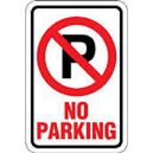 Important parking info