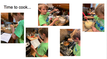 Cooking with Fractions and Measurements--Yummy!!
