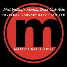 TONIGHT...Family Night Out at Matty's