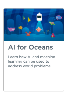 AI for Oceans