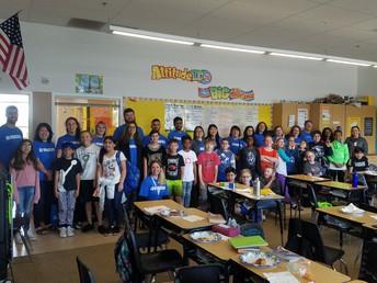 We love our Intel Volunteers!