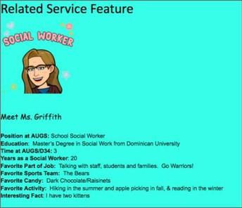 Student Services Spotlight