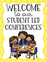 Student Led Conference Schedule