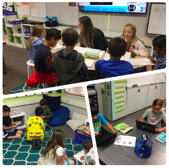 Small Group Math Instruction & Centers in 2nd Grade