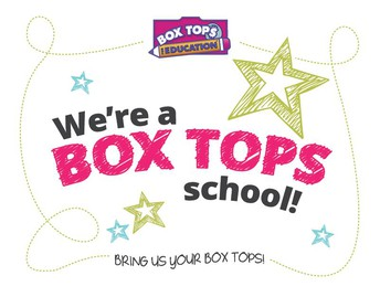 CHA Collects Box Tops
