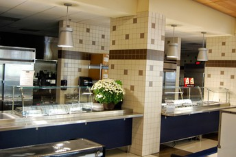 Picture of Davies Cafeteria