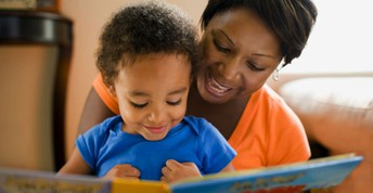 Reading to a Child Really does Change their Brain!