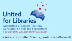 October 18-24 is National Friends of the Library Week