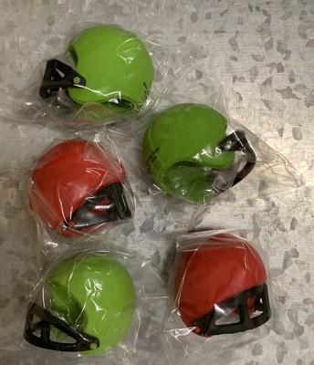 Football Helmet Erasers