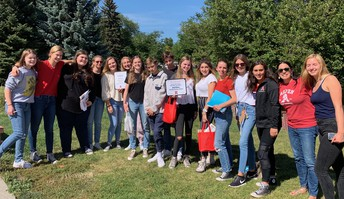 Journalism Students Attend J-Day