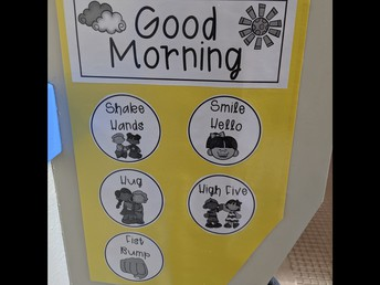 2nd Grade Ways to Greet