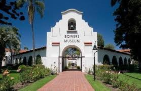 Jan. 21st: Bowers Museum - Tour and Art Class
