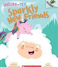 Unicorn and Yeti Series by Heather Burnell