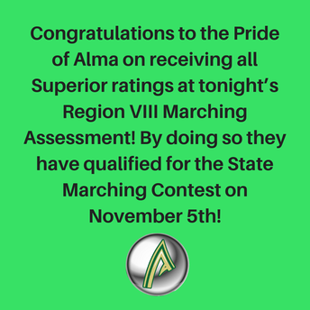 The Pride of Alma: