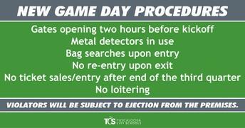 Game Safety Reminder
