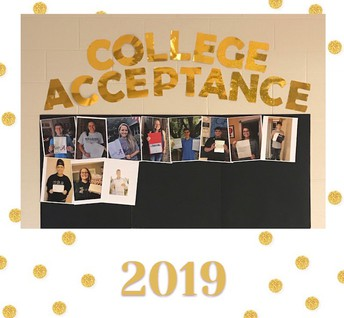 Acceptance Wall