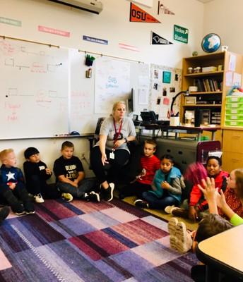 Mrs. Rogers' Community Circle