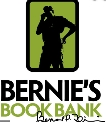 Bernie's Book Bank Collection & Upcoming Book Fair