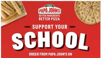 November 12 - SVE Papa's John Pizza Night