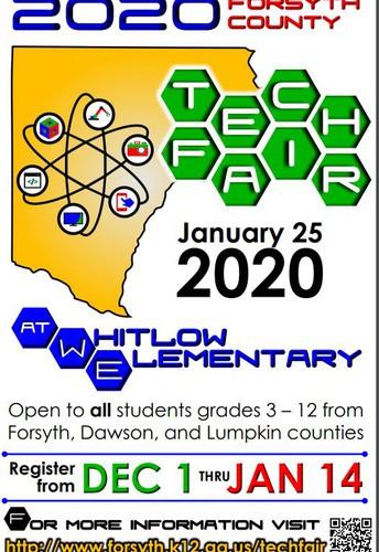 2020 FCS Student Tech Fair