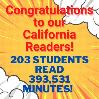 California Reads