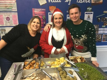 A job very well done! Well done Mrs Beckett & Mrs Smith