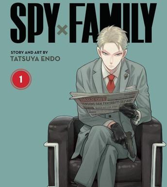 Spy x Family Vol 1