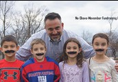 No Shave November Fundraiser