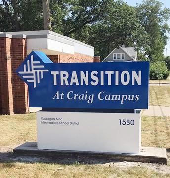 Transition at Craig Campus