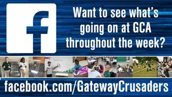 GCA's Facebook Page