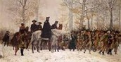 Winter at Valley Forge - December 19, 1777 - June 18, 1778