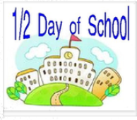 Half Day of School - November 2nd