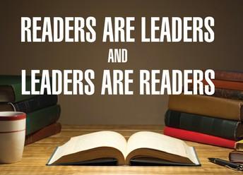 Leaders Are Readers