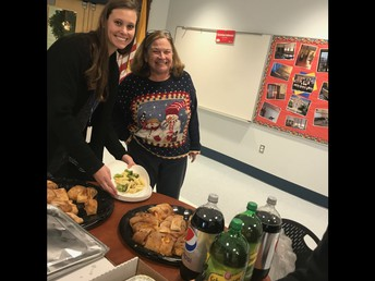 Faculty Christmas Luncheon