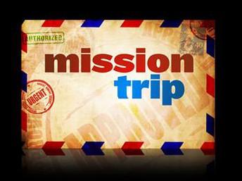 CHADDOCK MISSION TRIP