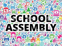 Assembly This Friday!