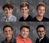 Congratulations to our National Merit Commended Students!