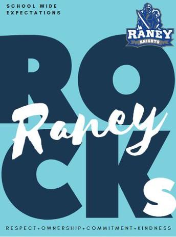 Raney ROCKs