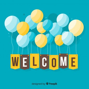 Welcome New Students!