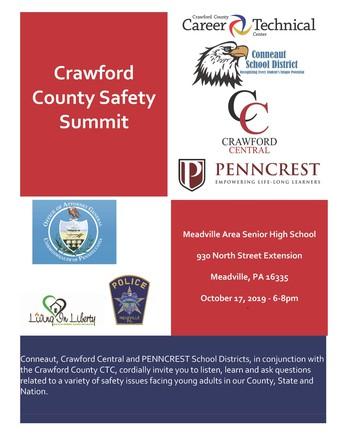 Crawford County Safety Summit