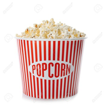 Popcorn Fridays - Winter Sign-Ups