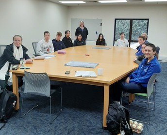 WORK EXPERIENCE AT OUR COUNCIL IS A GREAT CHALLENGE FOR OUR STUDENTS