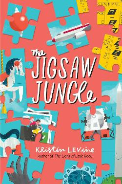 JIGSAW JUNGLE BY KRISTIN LEVINE