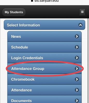 """""""Attendance Group"""""""