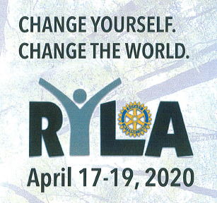 Leadership Opportunity for Juniors - RYLA Youth Leadership