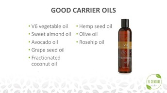 Great Carrier Oils