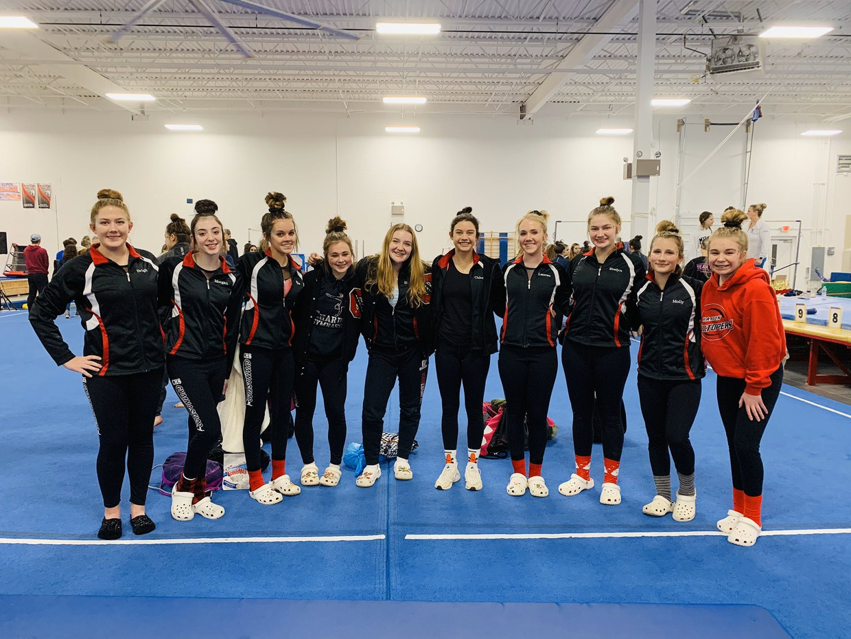 CHS Gymnastics Team