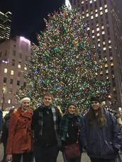 World Language Field Trip to NYC