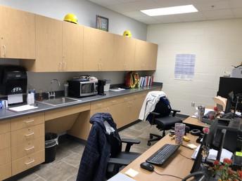 Nurse's Office Space