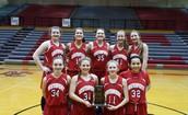 Freshmen Marion County Champions